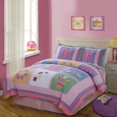 Anna's Dream Full/Queen Quilt Set