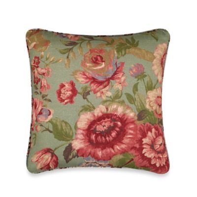 B. Smith Bethany Square Throw Pillow