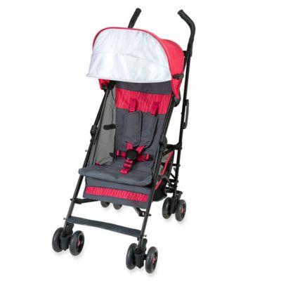 Baby Cargo™ Series 100 Ultra-Lightweight Stroller in Pink/Slate