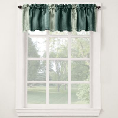 Buy Rust Colored Valances From Bed Bath Beyond