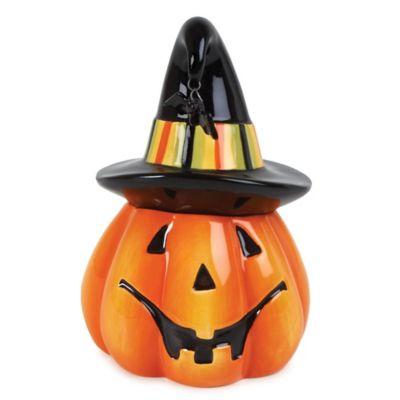 Fitz and Floyd® Boo Pumpkin Lidded Jar