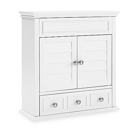 Buy Crosley Lydia Medicine Cabinet In White From Bed Bath