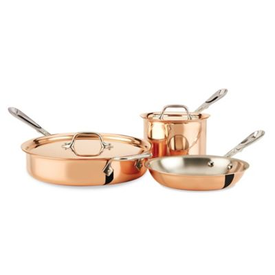 Copper Cookware Made in USA