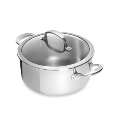 Steel Dutch Oven Cookware