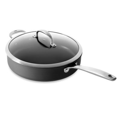 OXO Good Grips® Hard Anodized Pro Nonstick 5-Quart Covered Sauté Pan