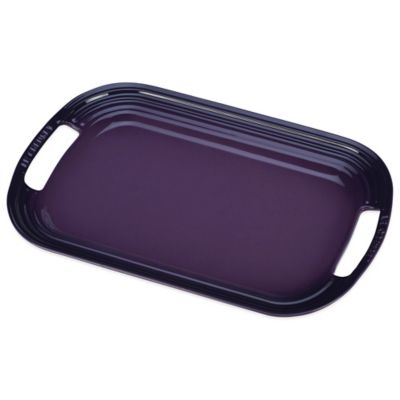 Le Creuset® Large Serving Platter in Cassis