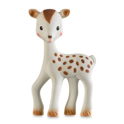 Vulli® Fanfan the Fawn Soft Rubber Teether Toy