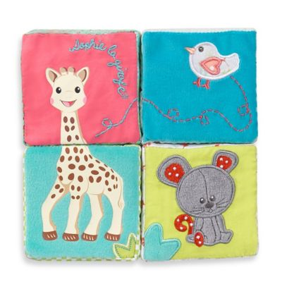 Vulli® Sophie la girafe Early Learning Cubes