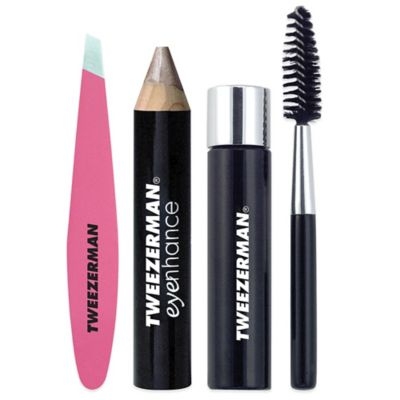 Tweezerman® 5-Piece Mini Brow Rescue Kit