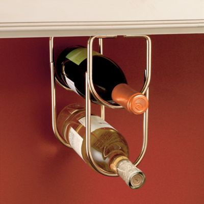 Rev-A-Shelf® Double Wine Bottle Holder in Chrome
