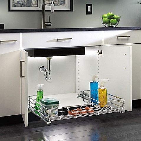Rev A Shelf Kitchen Sink