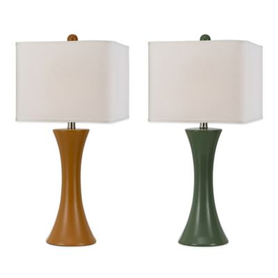 angelo:HOME Madison Table Lamp in Orange