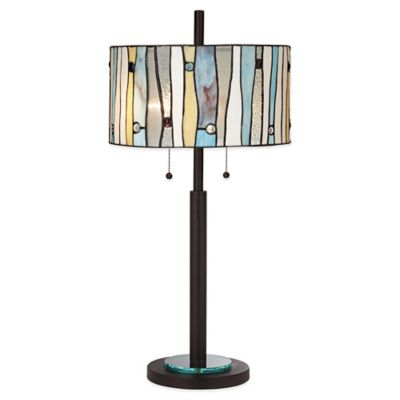 kathy ireland® HOME by Pacific Coast® Lighting Appalachian Spirit Table Lamp