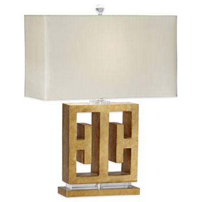 kathy ireland® HOME by Pacific Coast® Lighting Harmony Table Lamp