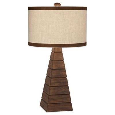 Pacific Coast® Lighting Pyramids Table Lamp