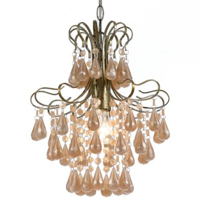AF Lighting Elements Series Tiffany Mini Pendant