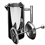 Frieling Insulated Polished Stainless Steel 35-Ounce French Press