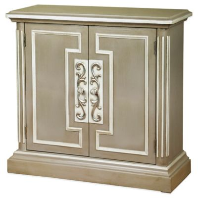 Pulaski Corsica 2-Door Cabinet Accent Chest