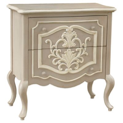 Pulaski Roanne European Accent Chest in Cream