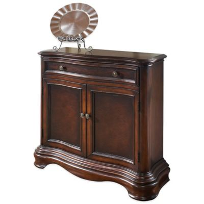 Pulaski Kingston Traditional Cabinet Accent Chest in Brown