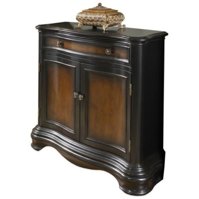 Pulaksi Manor Traditional Cabinet Accent Chest in Brown