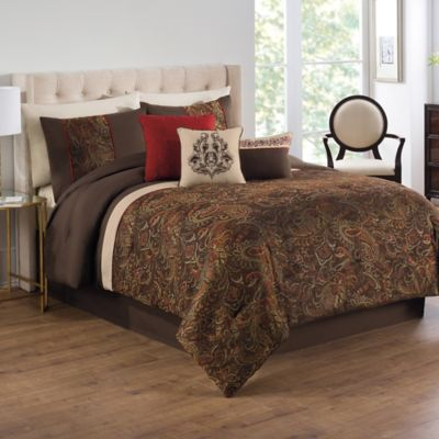Cassandra King Comforter Set