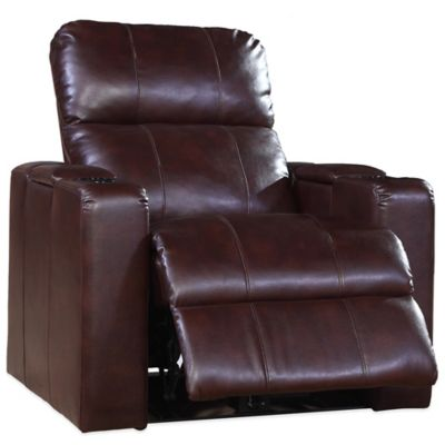 Brown Leather Chairs & Recliners