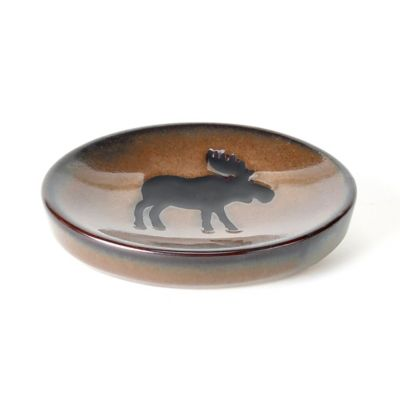 Silhouette Wildlife Soap Dish