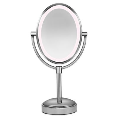 Conair® Oval LED 1X/10X Mirror
