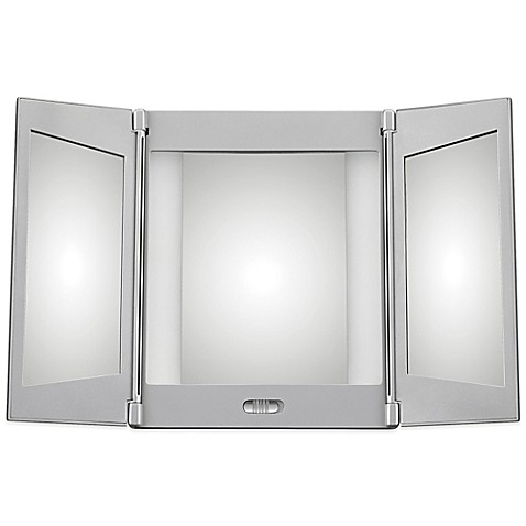 Conair 174 Tri Fold Led 1x 5x Mirror Bed Bath Amp Beyond