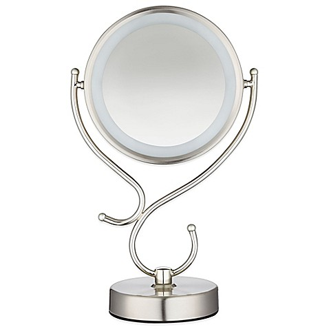 Buy Conair® Vine LED 1X/10X Mirror from Bed Bath & Beyond