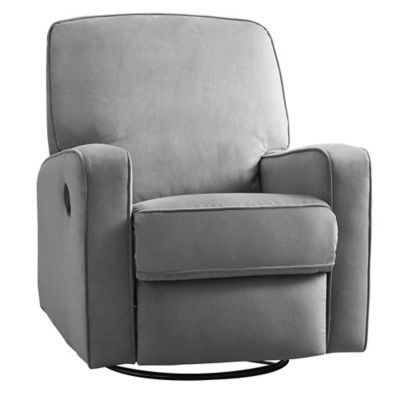 Pulaski Recliner Comfort Chair in Stella Straw