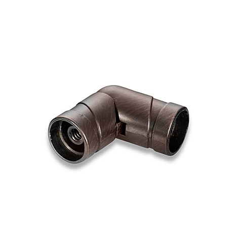 Gramercy Oil Rubbed Bronze Corner Bracket