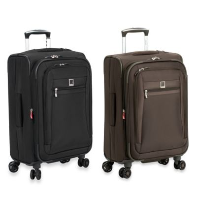 DELSEY 21-Inch Carry-On Spinner in Mocha