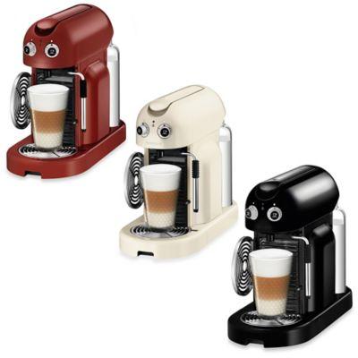 Nespresso® Maestria Espresso Machine in Red