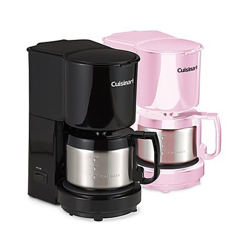 Cuisinart® 4-Cup Coffee Maker with Stainless Steel Carafe