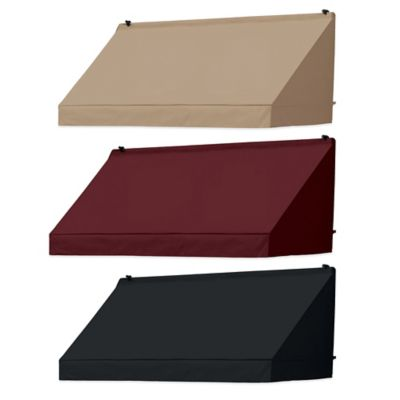 Coolaroo® Classic 6-Foot Awning in a Box® in Burgundy
