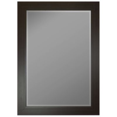 Black Decorative Wall Mirror