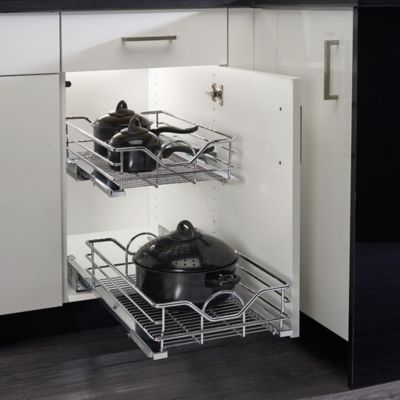 Steel Shelf Organizers