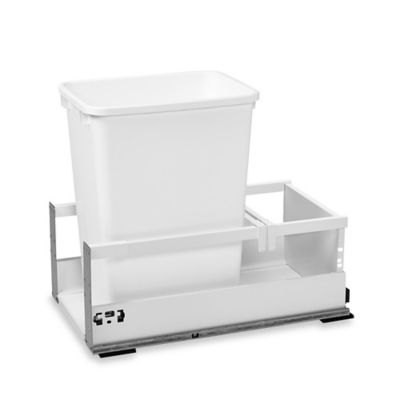 Rev-A-Shelf® Single 35 qt. Pull-Out Wastebasket