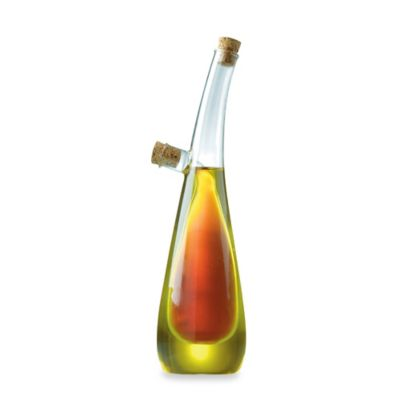 Typhoon® Tear Drop Glass Duo Cruet