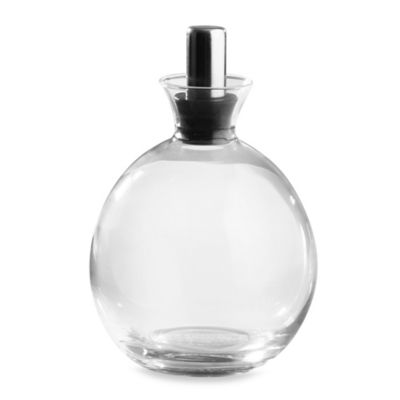 Typhoon® Globe Glass Cruet