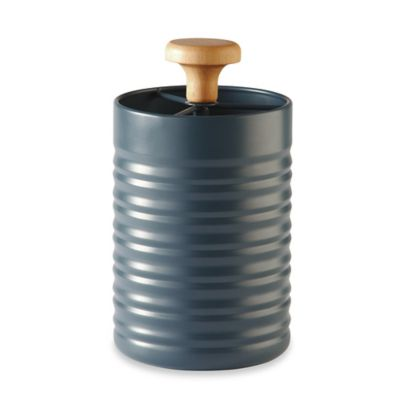 Typhoon® Ripple Utensil Holder in Slate