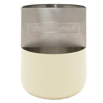 Typhoon® Novo Utensil Holder in Cream