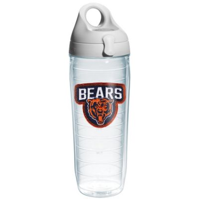 Tervis® NFL Chicago Bears Sequin 24 oz. Water Bottle with Lid