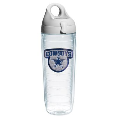 Tervis® NFL Dallas Cowboys Sequin 24 oz. Water Bottle with Lid