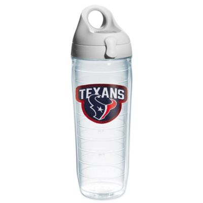 Tervis® NFL Houston Texans Sequin 24 oz. Water Bottle with Lid
