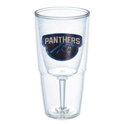 Tervis® NFL Carolina Panthers Sequin 16 oz. Goblet