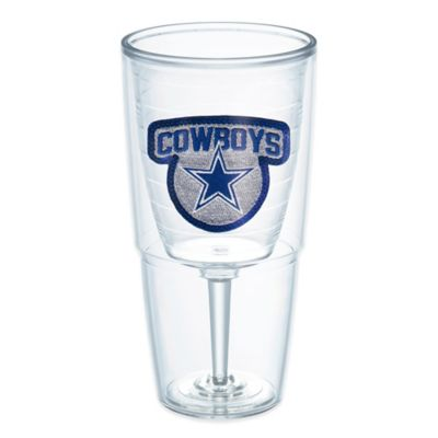 Tervis® NFL Dallas Cowboys Sequin 16 oz. Goblet