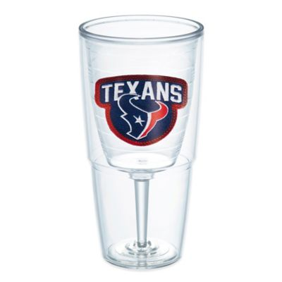 Tervis® NFL Houston Texans Sequin 16 oz. Goblet